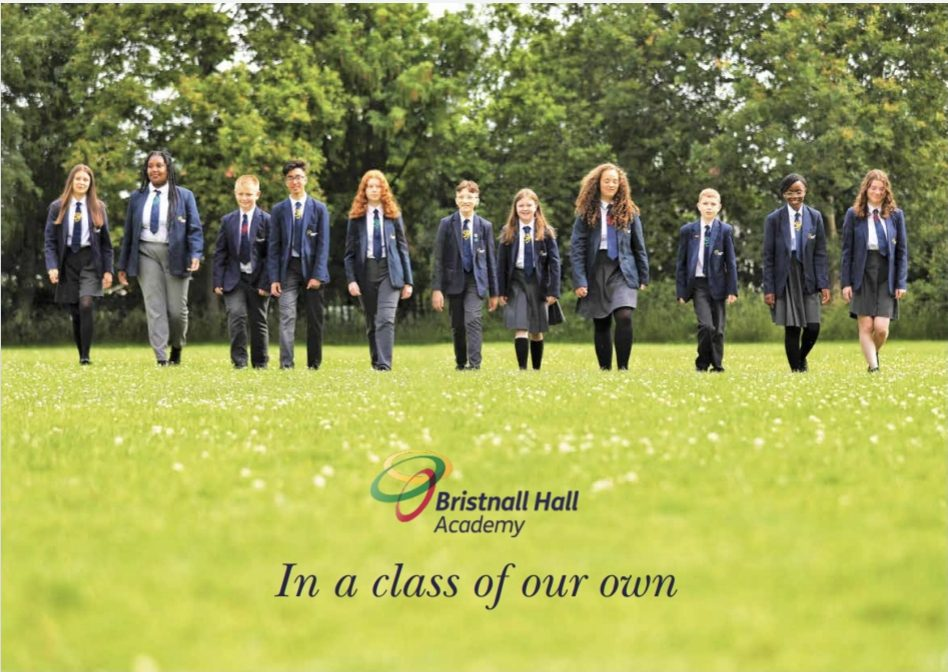 Bristnall Hall Academy - In a class of our own